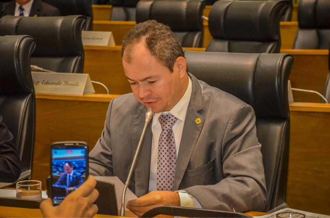 PL relatado por Rafael Leitoa, para estruturação do Colégio Militar de Timon, é aprovado na AL
