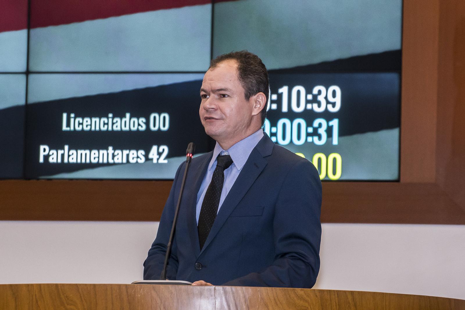 Deputado Rafael Leitoa é o novo líder do governo na Assembleia Legislativa