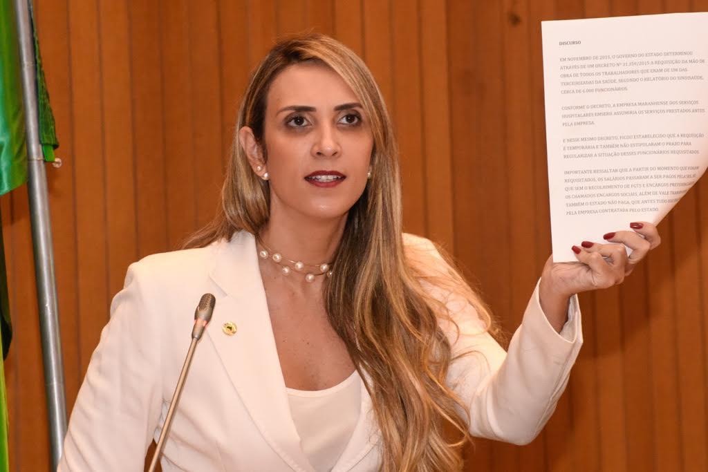 Flávio Dino pede empréstimo para financiar programa que não existe, afirma Andrea