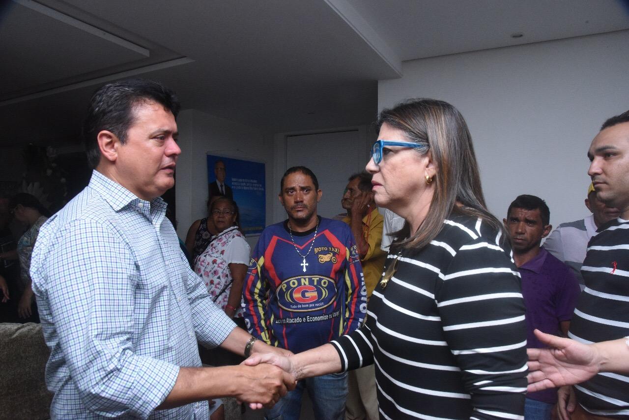 Deputado Rigo Teles clama por justiça pela morte do seu pai, ex-prefeito de Barra do Corda
