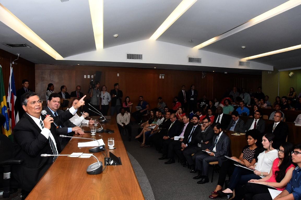 Assembleia sedia VI Jornada de Direito da Universidade Estadual do Maranhão