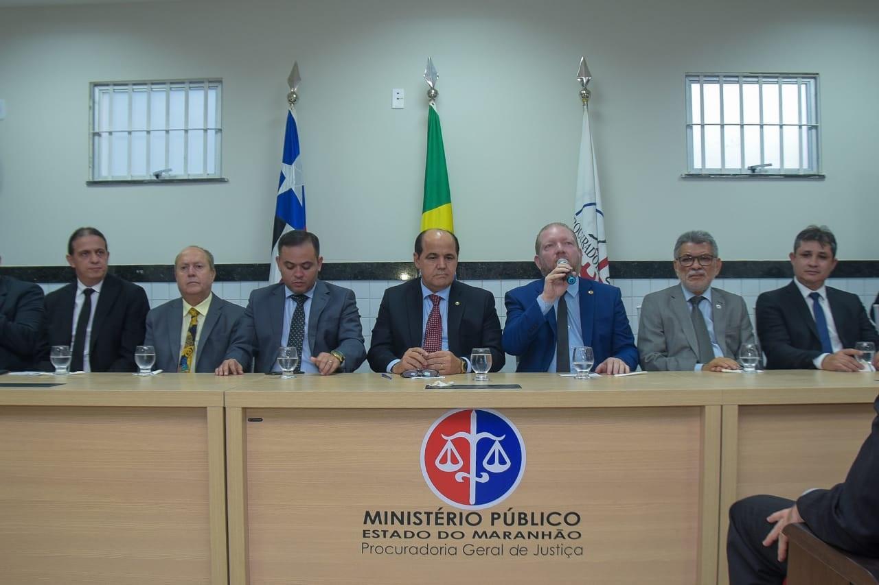 Othelino destacou que a nova sede vai beneficiar não apenas os servidores, mas principalmente os cidadãos do município