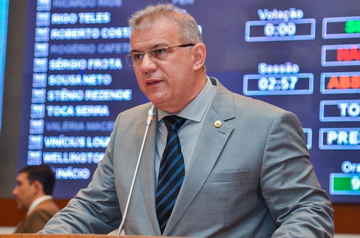 Sérgio Frota afirma que processo de venda do terreno do Sampaio ocorreu legalmente