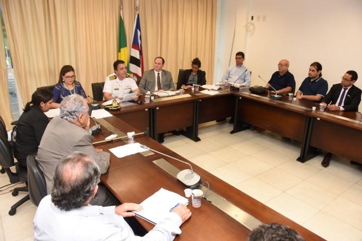 Assembleia criará Frente Parlmentar para fiscalizar água de lastro na costa maranhense