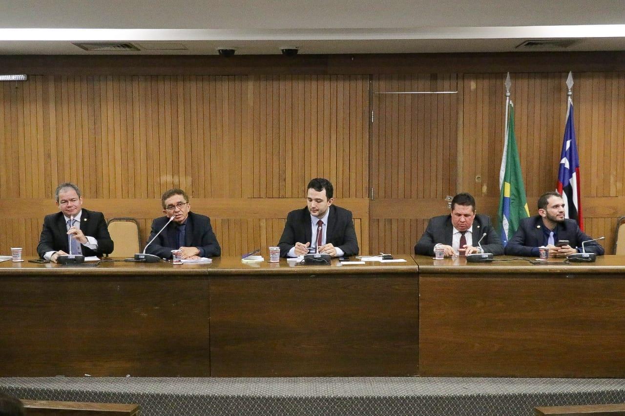 Comissão de Saúde ouve presidente da Caema sobre atuação da empresa