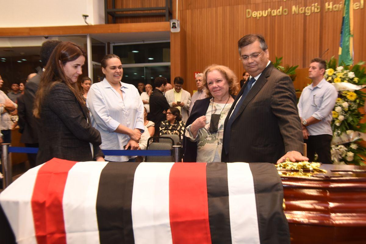 Autoridades destacam trajetória de Epitácio Cafeteira na política maranhense
