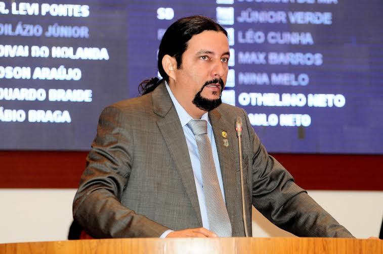 Deputado Júnior Verde pede concurso para administrativo da Polícia