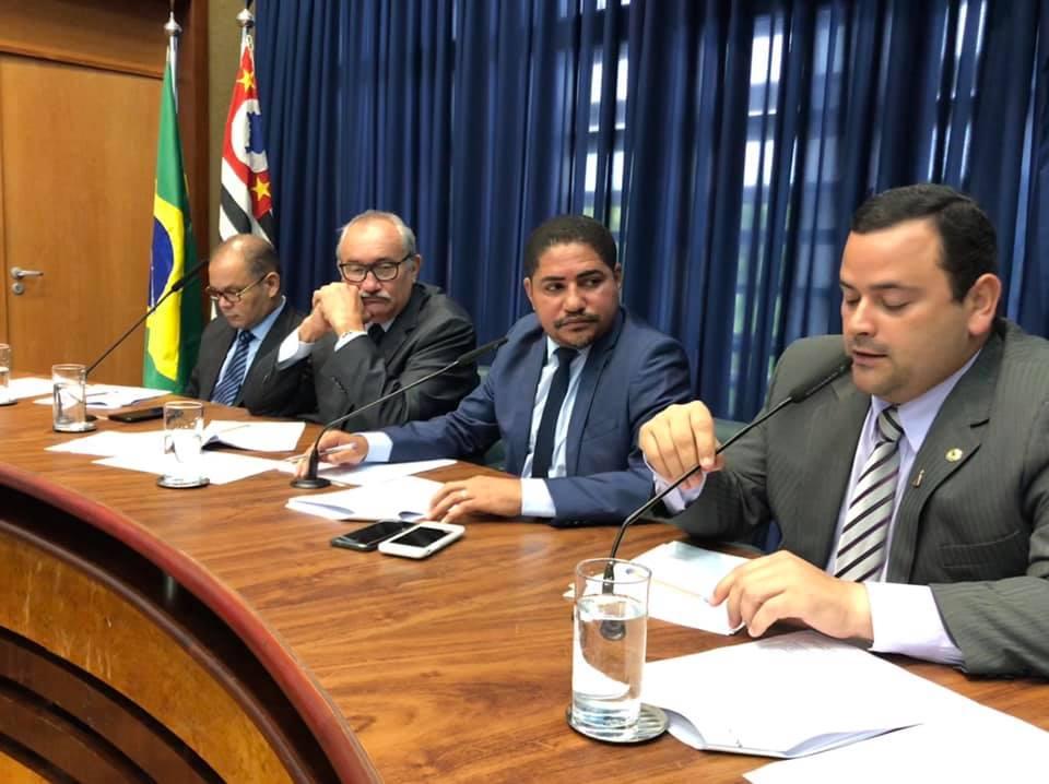 CPI da Cyrela ouve diretor da empresa na Assembleia Legislativa do Estado de São Paulo