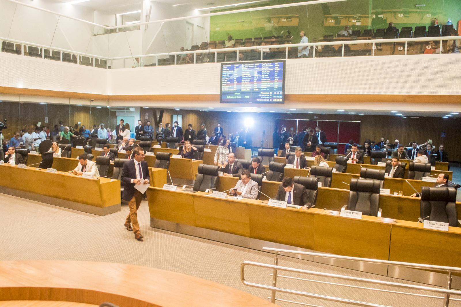Blocos e partidos começam a indicar integrantes das Comissões Técnicas