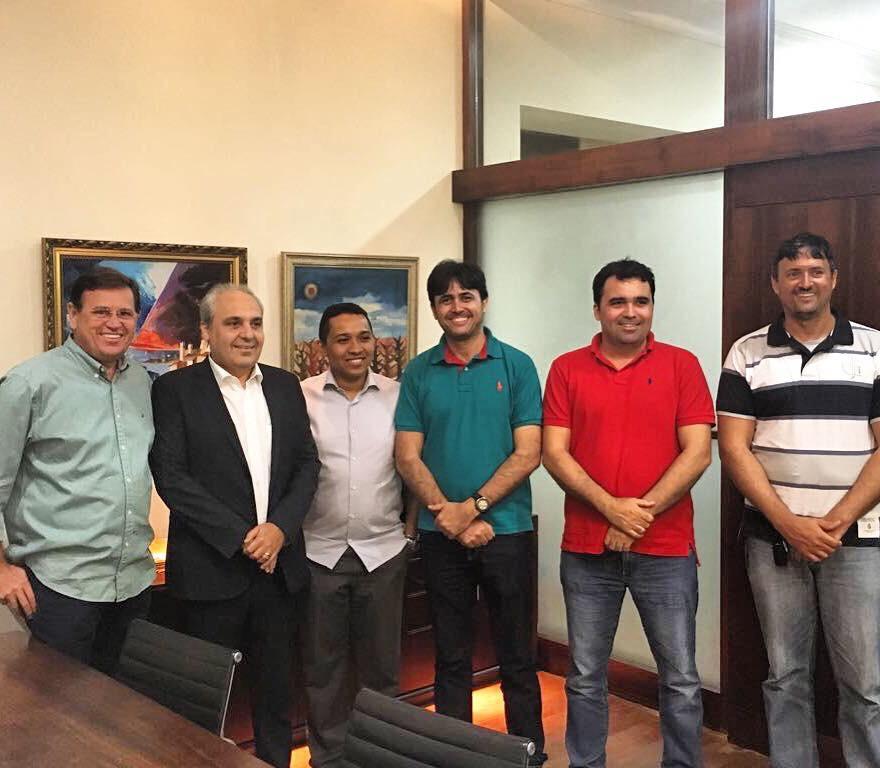 Stenio Rezende dialoga com Casa Civil em busca de melhorias para o Sul do Maranhão
