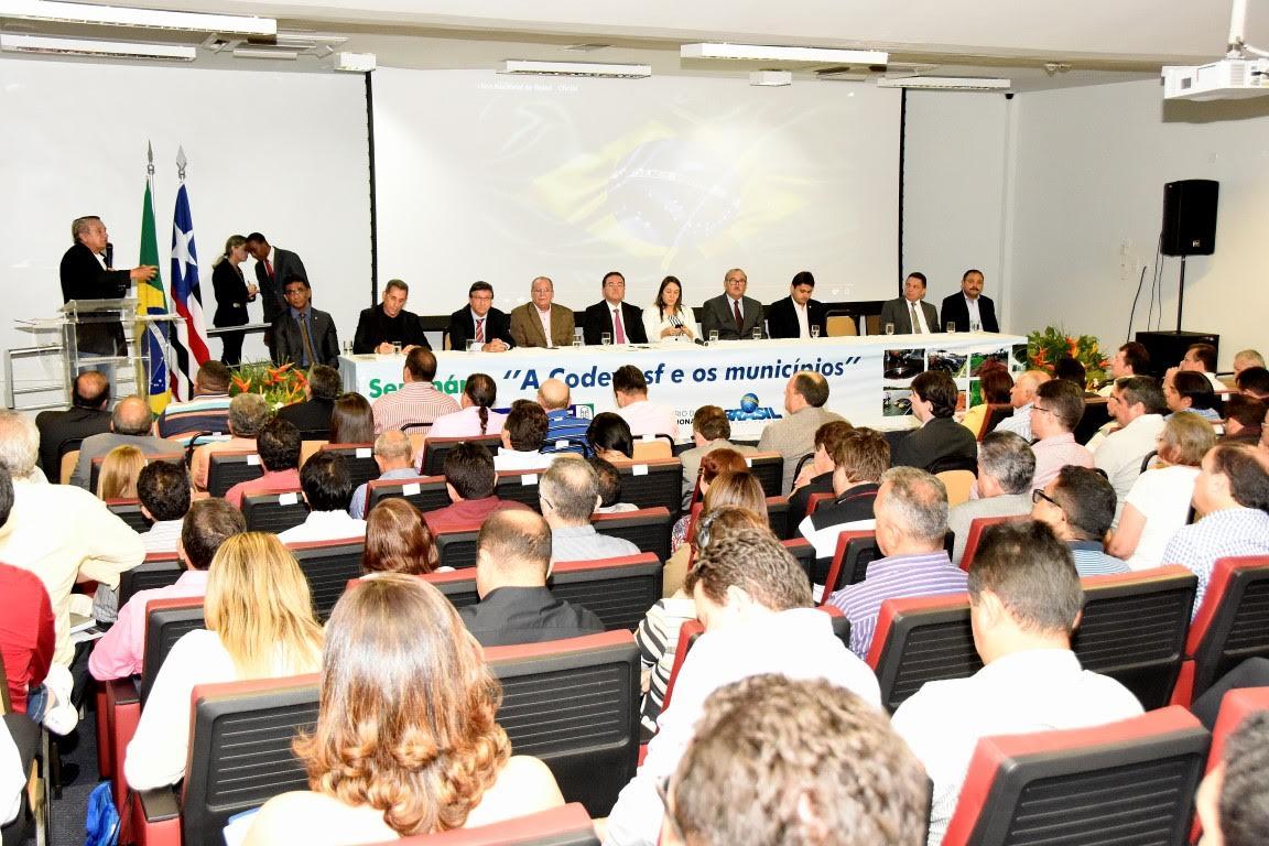 Codevasf, parlamentares e gestores municipais discutem investimentos para o Maranhão