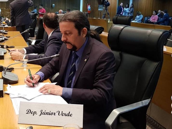 Júnior Verde é relator de lei que fortalece transporte alternativo no Maranhão