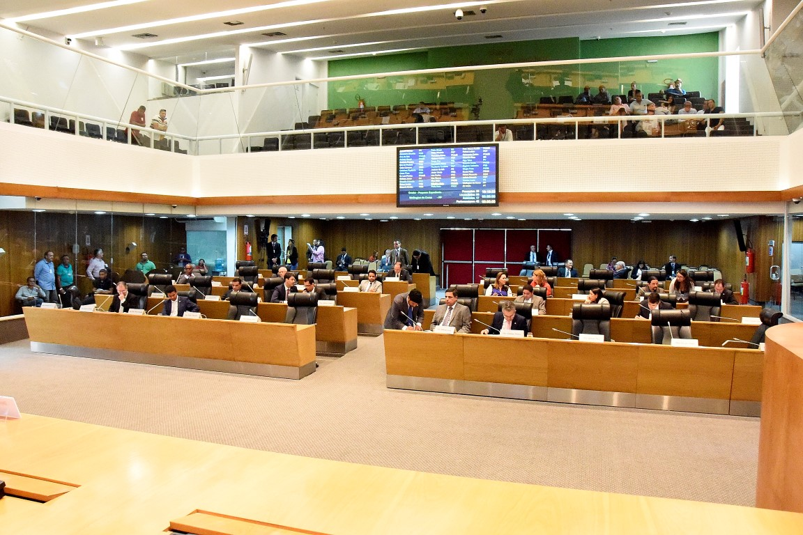 Plenário da Assembléia Legislativa do MA