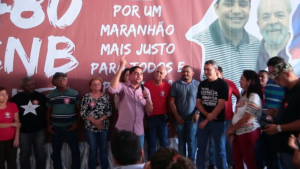 Zé Inácio realiza lançamento da candidatura à presidência estadual do PT