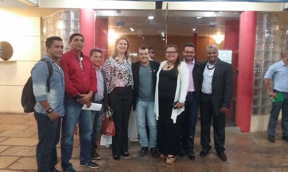Valéria Macedo participa da posse dos conselheiros estaduais de cultura