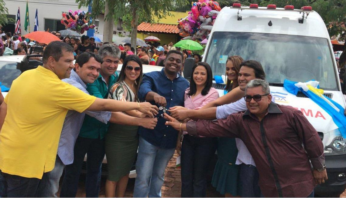 Francisca Primo participa das comemorações alusivas aos 30 anos de Miranda do Norte