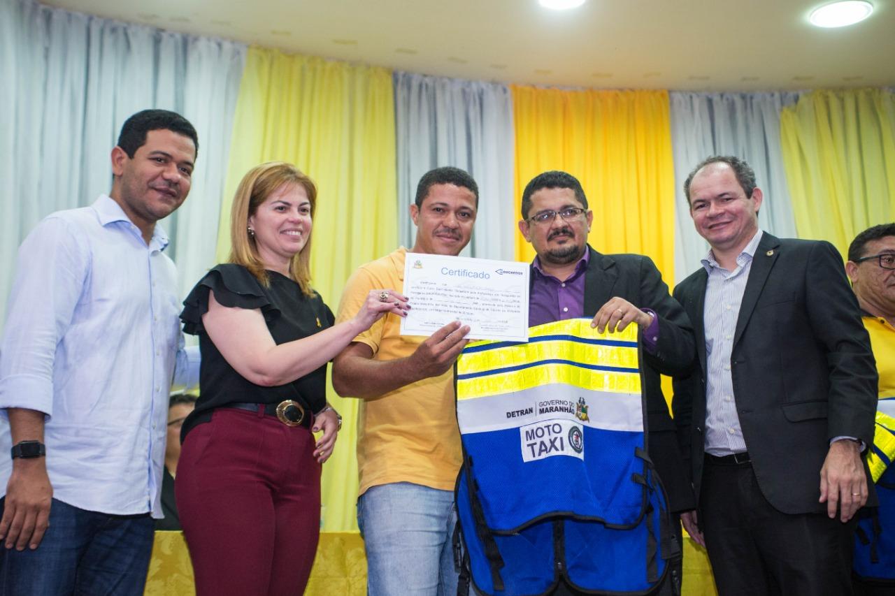 Rafael Leitoa destaca gestão de Larissa Abdalla no Detran Maranhão