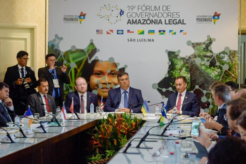 Deputados defendem a sustentabilidade dos biomas no 19º Fórum de Governadores da Amazônia Legal