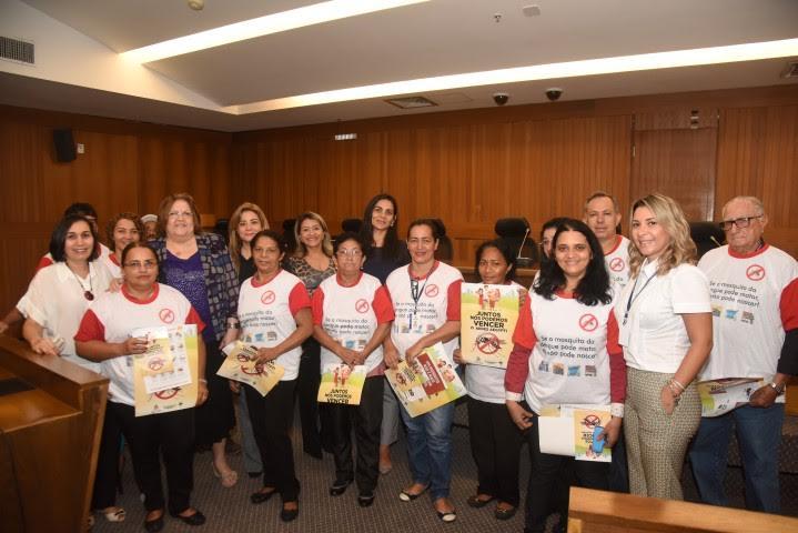 Assembleia Legislativa promove Dia D contra o Aedes aegypti