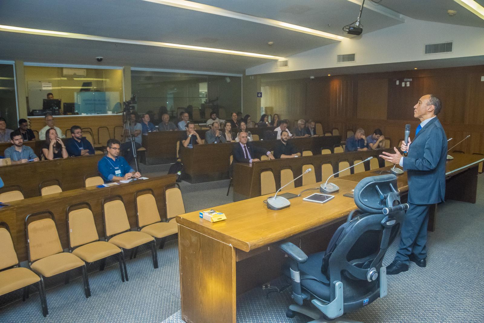 Servidores participam de capacitação sobre Auditoria Governamental