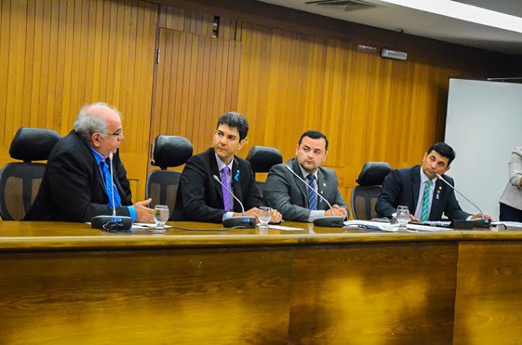 Comissão de Obras delibera por reunião com o ministro dos Transportes para tratar sobre duplicação da BR-135