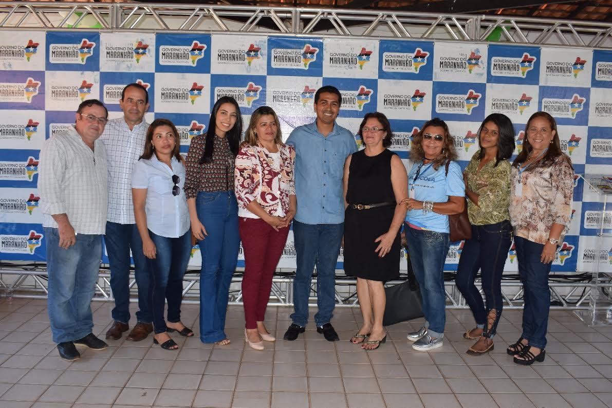 Marco Aurélio participa de atividades em Imperatriz, Cidelândia e Itinga