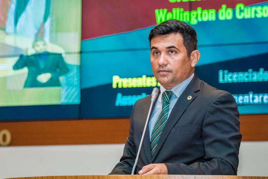 Wellington propõe implantação de Usina de Reciclagem e cobra coleta seletiva de lixo em São Luís