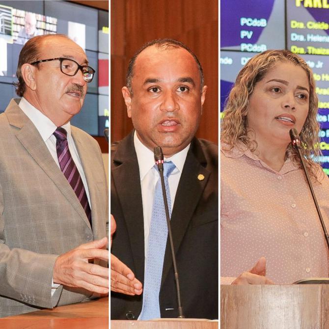 Deputados parabenizam Eduardo Braide pela eleição a prefeito de São Luís