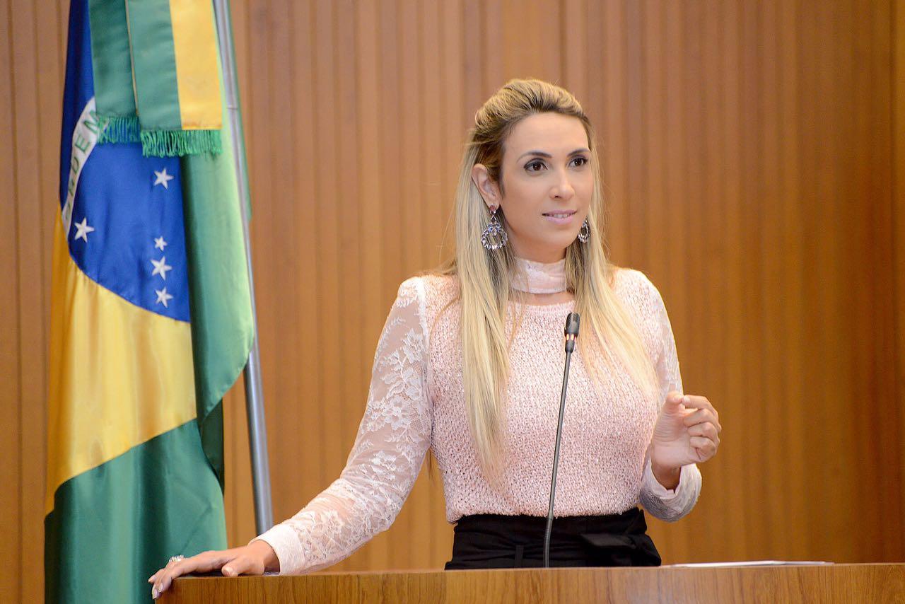 Andrea Murad protocola representação na PGJ sobre evento na porta do Palácio dos Leões