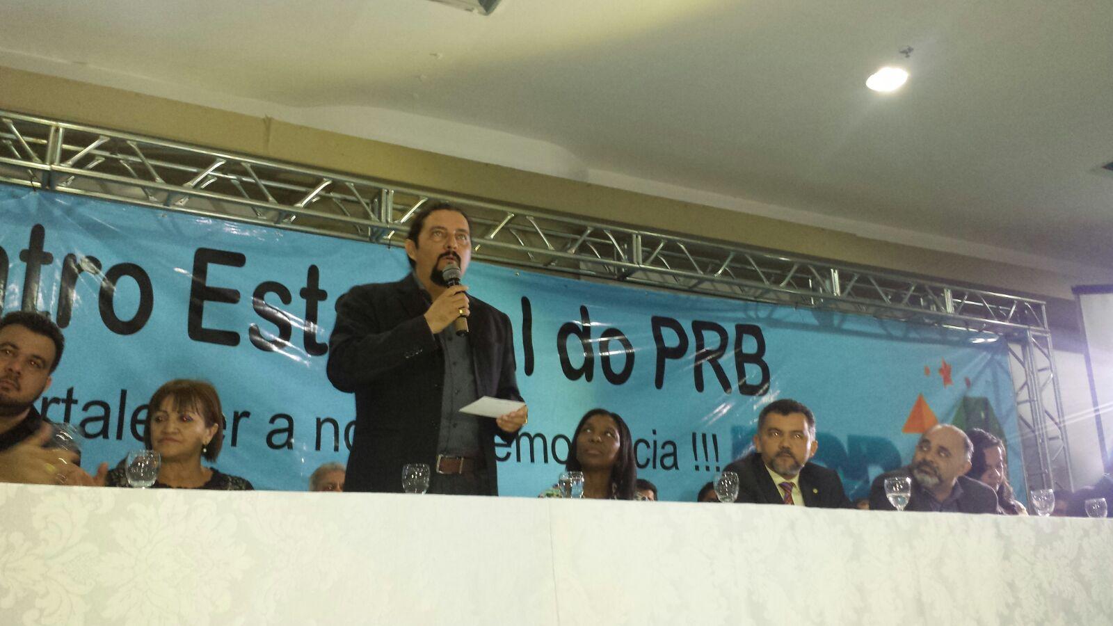 Júnior Verde destaca sucesso do Encontro Estadual do Partido Republicano Brasileiro