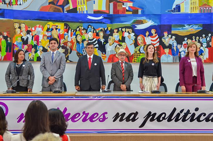 """Deputada Valéria Macedo participa da campanha """"Mais Mulheres na Política"""""""