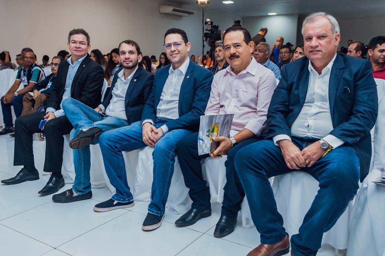 Evento contou com a presença de diversos parlamentares e servidores da Assembleia Legislativa do Maranhão