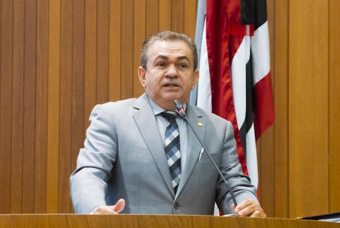 Assembleia Legislativa do Estado do Maranhão - Antônio Pereira anuncia liberação de recursos para obras em Amarante