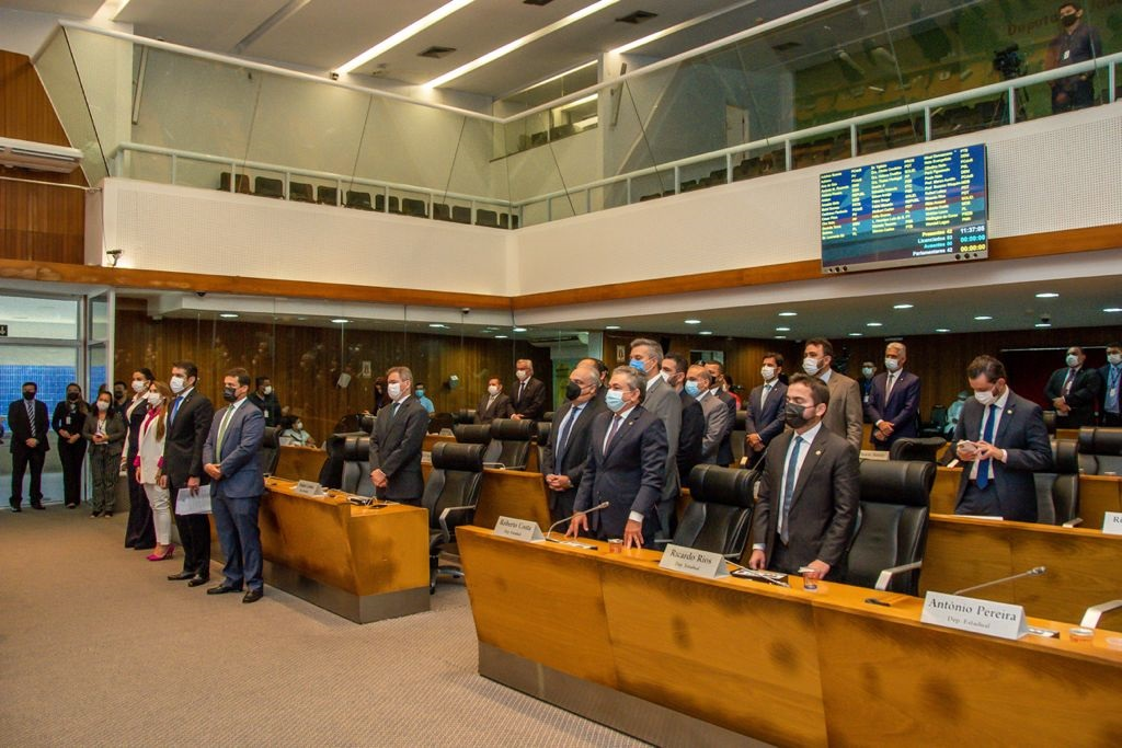 Deputados aprovaram por unanimidade a indicação de Marcelo Tavares ao cargo de conselheiro do TCE