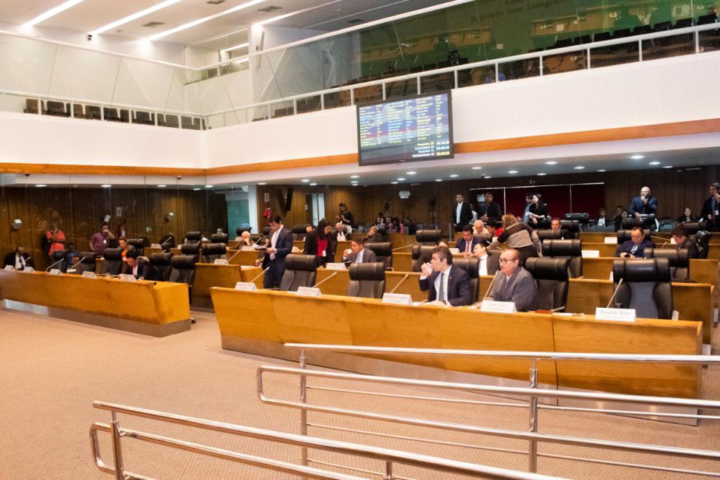 Assembleia retoma trabalhos legislativos na próxima segunda-feira