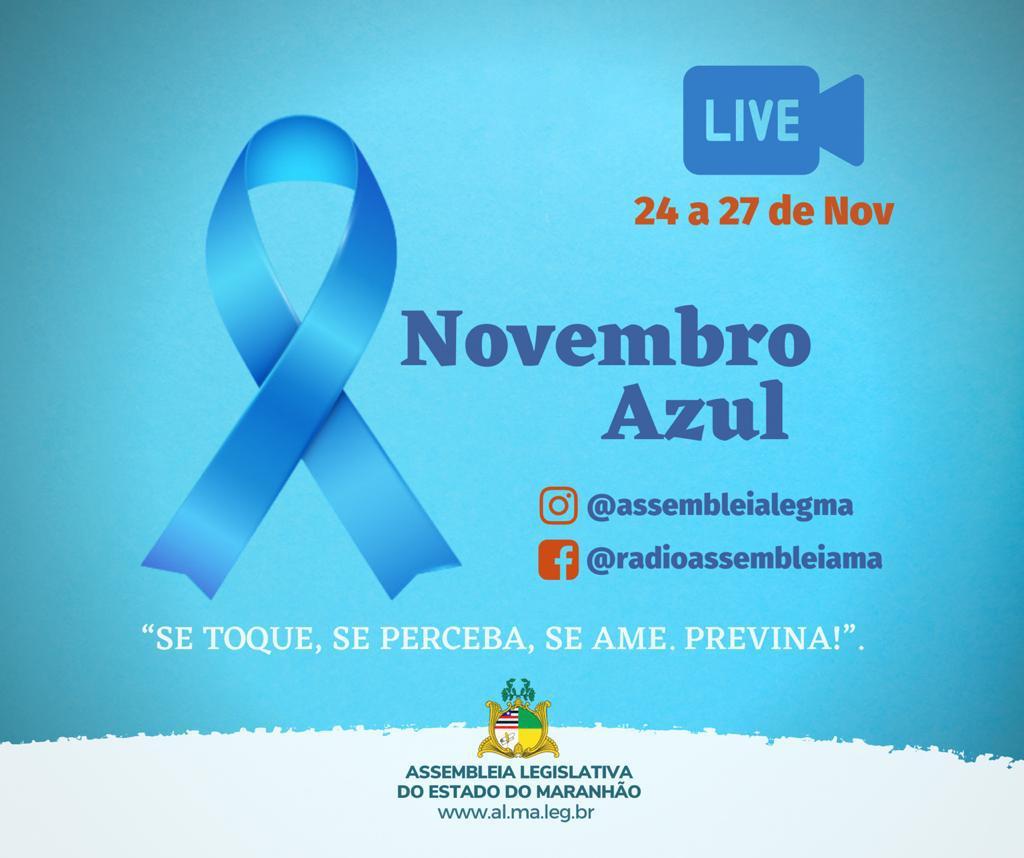 Novembro Azul - Médico urologista abrirá série de lives sobre a saúde do homem nesta terça-feira