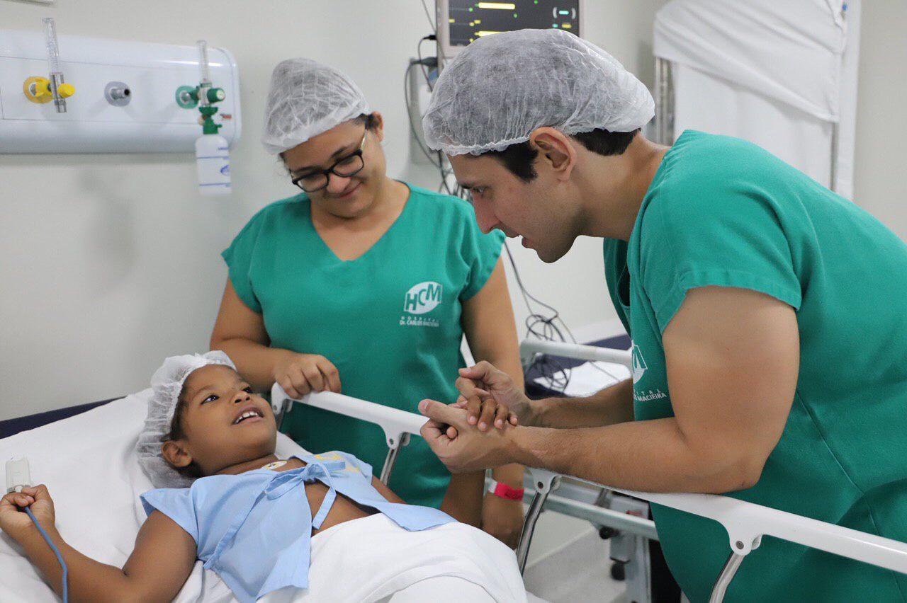 Emenda de Duarte Jr garante a realização do mutirão de cirurgias pediátricas em São Luís