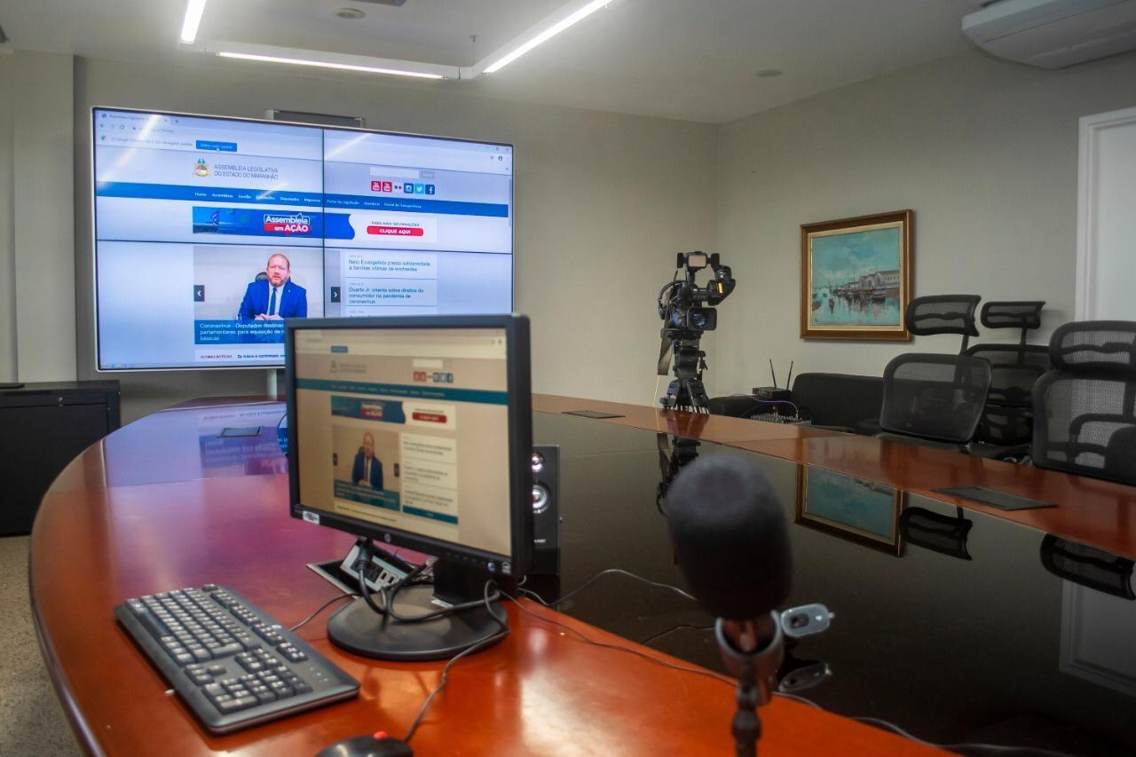 A tecnológica viabilizará a discussão e a votação de matérias por vídeo e áudio entre os deputados, de forma online