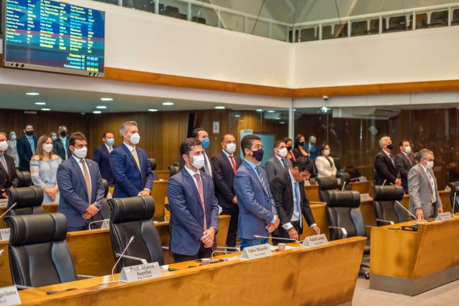 Assembleia Legislativa retoma atividades presenciais com sessões de terça a quinta-feira