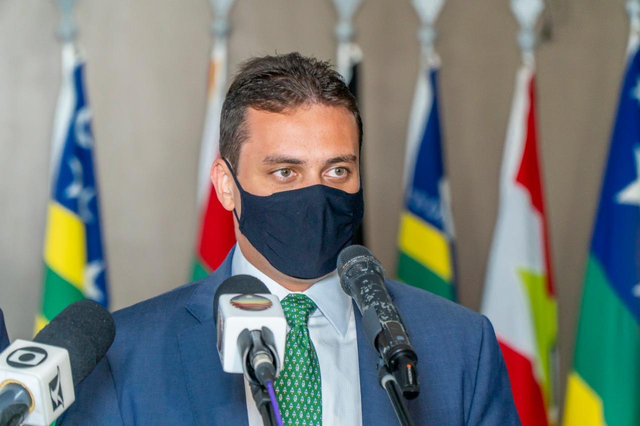 Glalbert Cutrim (PDT) responde à indagação sobre a disposição da Assembleia em desenvolver ações de enfrenamento à pandemia