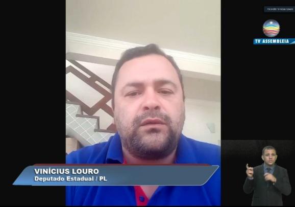 Vinicius Louro solicita reparos na MA-247