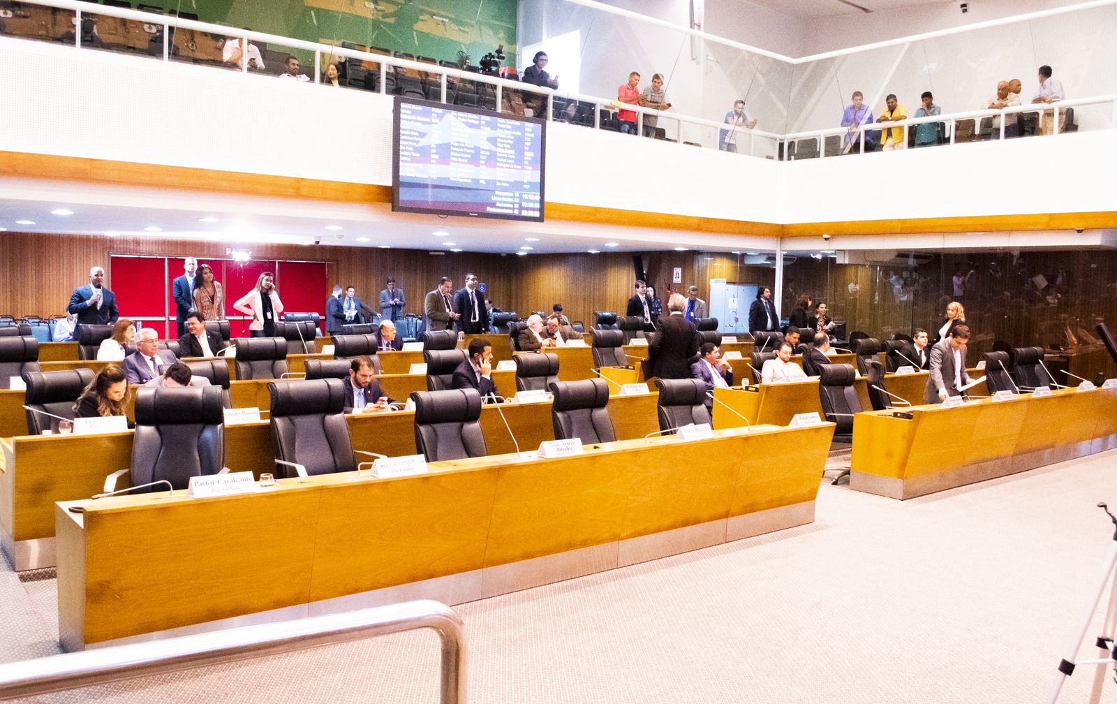 Plenário aprova em primeiro turno projeto que institui o Complexo Industrial e Portuário do Maranhão