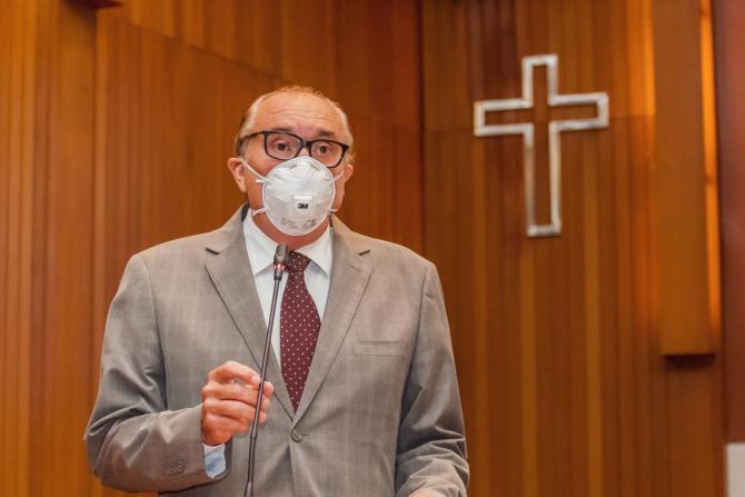 César Pires elogia TJ por abrir investigação contra magistrado