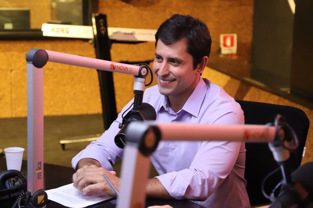Duarte Jr protocola indicação para reduzir a conta de luz em São Luís