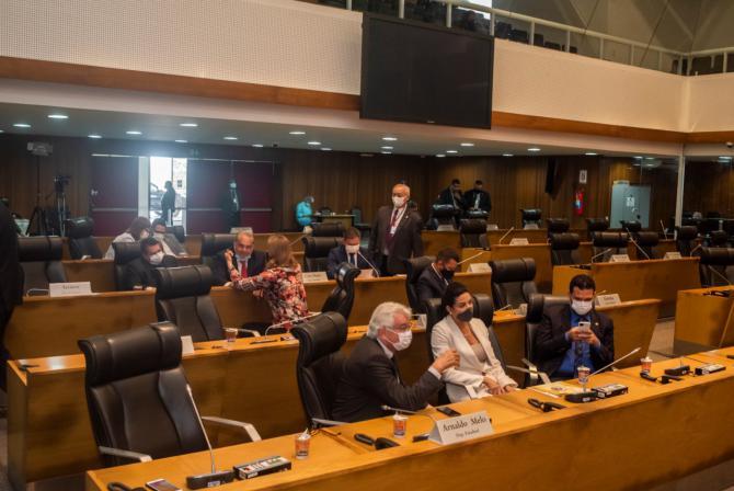 Assembleia aprova projeto do Judiciário que altera regras para eleição da Mesa Diretora do TJMA