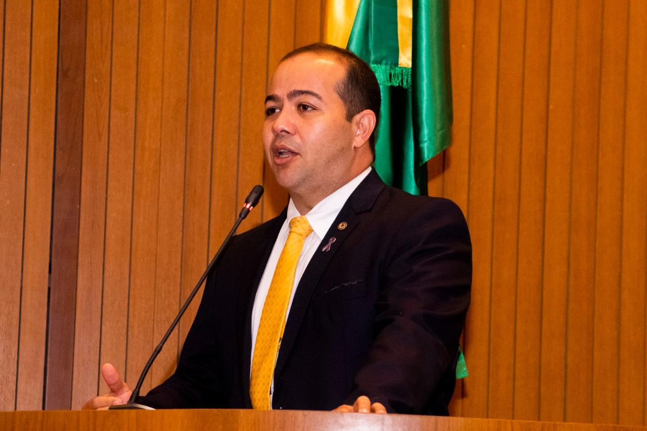 Rildo Amaral é autor do projeto que determina a redução proporcional no valor das mensalidades da rede privada de ensino