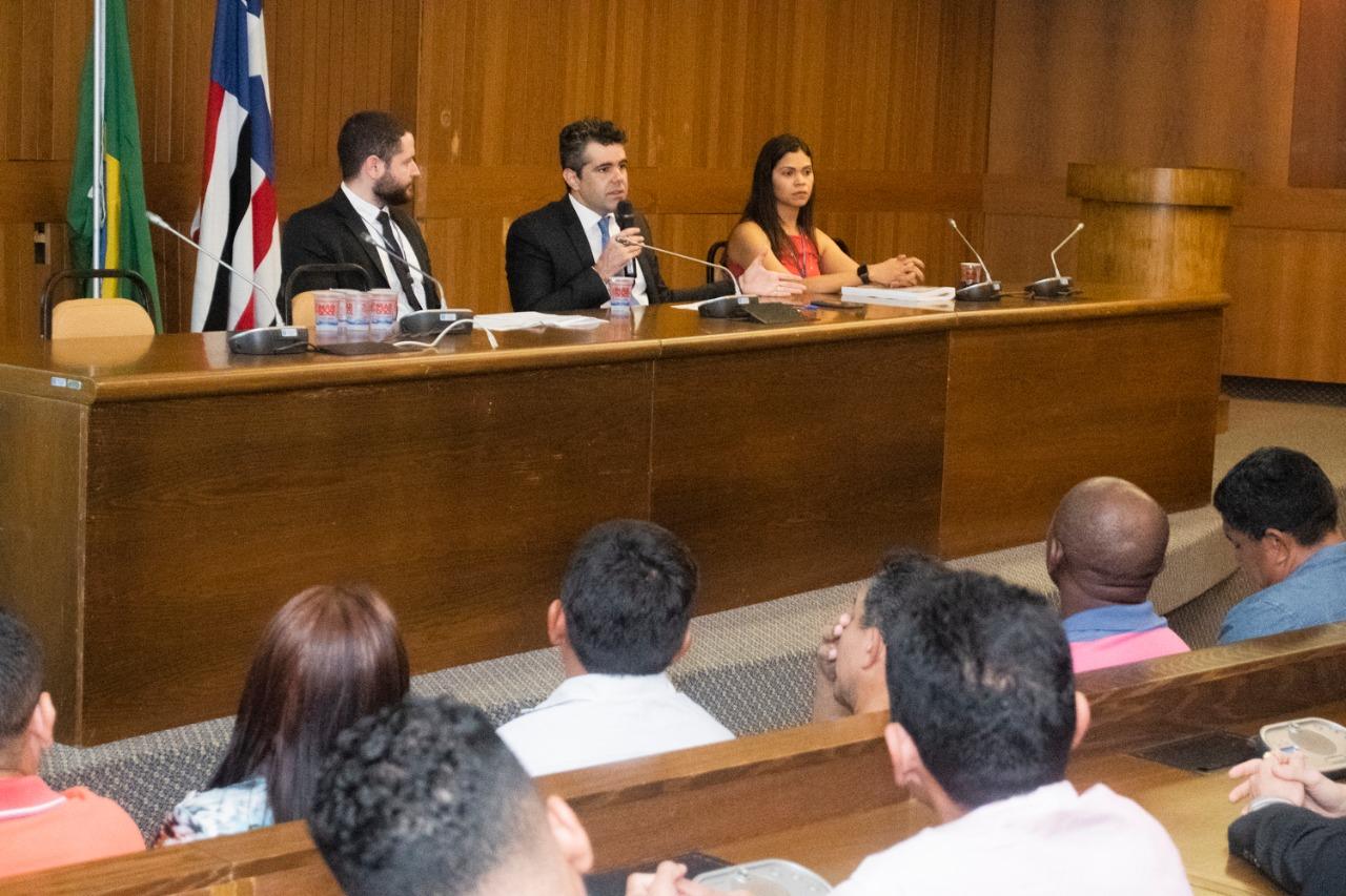 Adriano promove encontro para debater Emendas Participativas