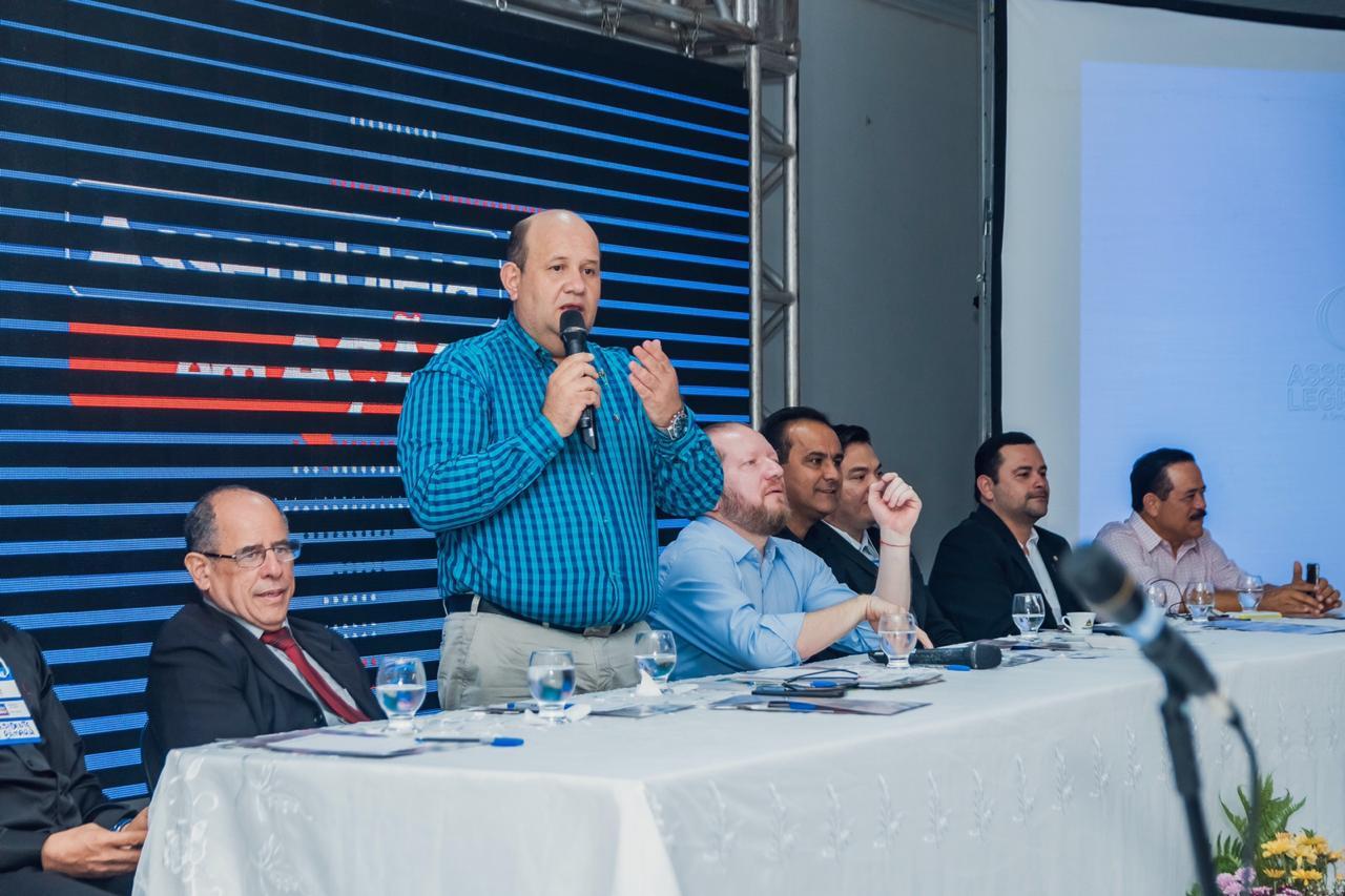 Prefeito de Trizidela do Vale, Fred Maia, anfitrião do evento, destacou a importância do
