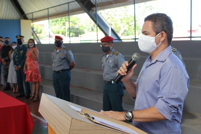Rafael Leitoa cumpre agenda no município de Timon