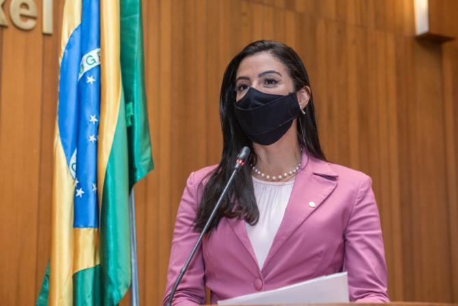 Daniella Tema anuncia retomada dos trabalhos da Frente Parlamentar de Combate ao Feminicídio